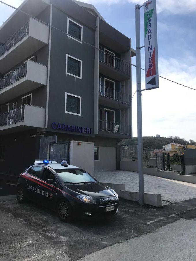 Barcellona P.G. (ME): Condannato a 6 anni e 3 mesi di reclusione. 34enne arrestato dai Carabinieri