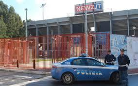 Taranto – Nocerina, emessi 66 DASPO dalla Polizia di Stato