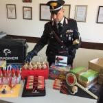 Monforte San Giorgio (ME): Giovane denunciato dai Carabinieri per danneggiamento e fabbricazione abusiva di materie esplodenti.
