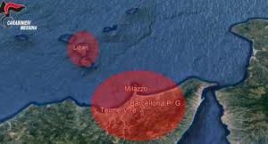 Carabinieri di Messina: eseguite 59 misure cautelari in carcere. Mafia e Droga in Provincia di Messina