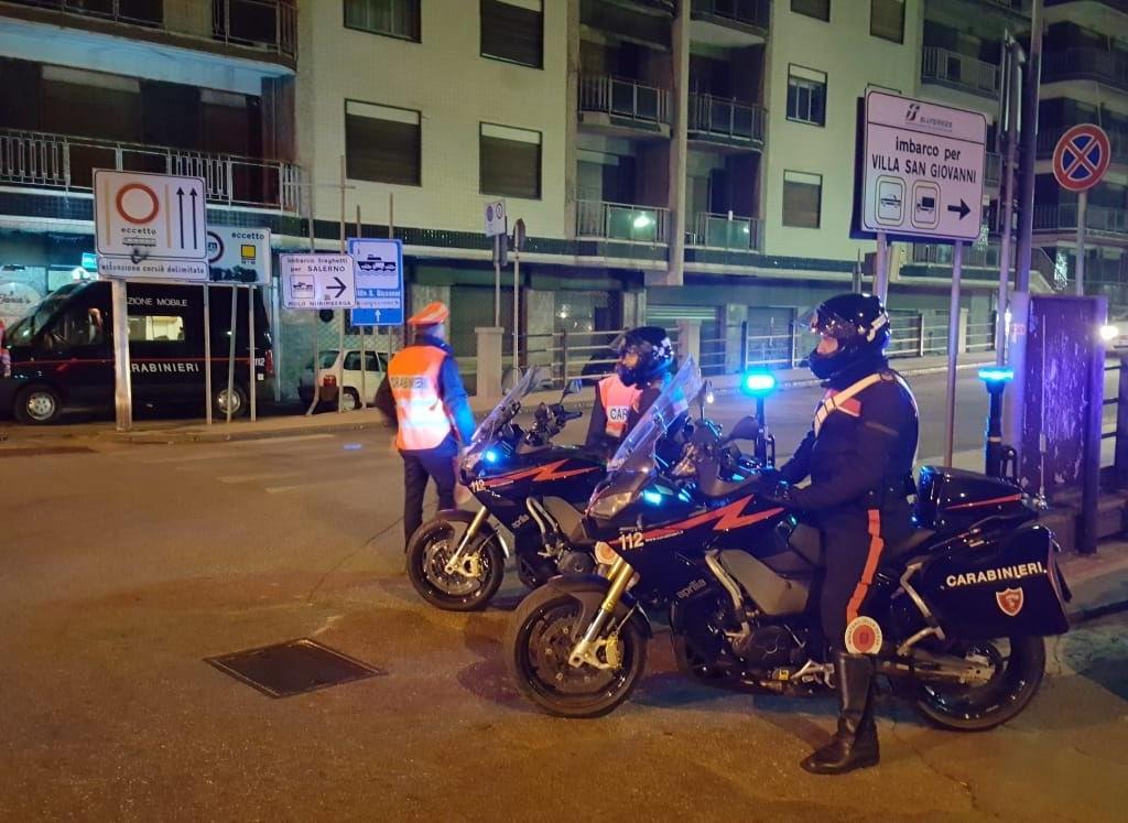 """Messina: Servizio Straordinario dei Carabinieri per la """"Movida"""" Messinese, 13 denunce e 24 contravvenzioni elevate"""