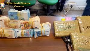 Treviso, vasto traffico stupefacenti tra Veneto, Lombardia e Calabria ed anche all'estero
