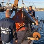 Guardia Costiera – sequestrati circa 225 kg. di tonno rosso.