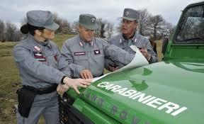 Rubavano rifiuti speciali pericolosi nel centro di raccolta di Porlezza (Co). Arrestati dai Carabinieri Forestali