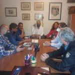 Riunione del Comitato che supporta il candidato sindaco Lorenzo Italiano alle prossime amministrative di Milazzo