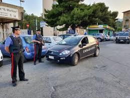 Carabinieri Messina, servizi di controllo del territorio.