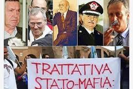 SI STA PARLANDO TANTO, E DA TEMPO, DI STATO E MAFIA, MA QUESTO BINOMIO (DIREI INEFFABILE) IN ITALIA E' SEMPRE ESISTITO CON MISTERI INESTRICABILI CHE FORSE NON POTRANNO MAI ESSERE DISVELATI