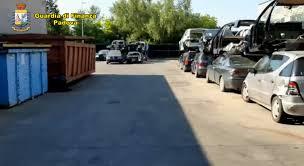 PADOVA: FRODE FISCALE INTERNAZIONALE NELLE IMPORTAZIONI DI AUTOVETTURE USATE. SEQUESTRATI 2 MILIONI DI EURO
