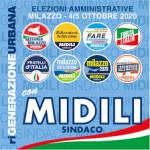 Milazzo, al via la campagna elettorale delle 8 liste della coalizione con Midili Sindaco