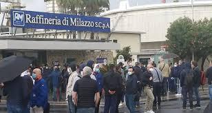 Milazzo, per Cgil, Cisl e Uil «a Palermo incontro farsa sulla raffineria. Subito il tavolo con i sindacati, c'è a rischio la tenuta economica e sociale di tutto il territorio»