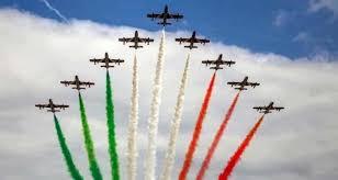 60° anniversario morte di Scala, Nastasi propone due giorni con le Frecce Tricolori