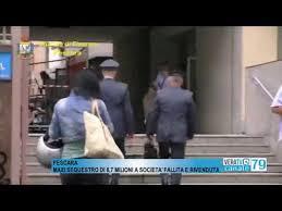PESACARA, SEQUESTRO DI BENI PER OLTRE 8,7 MILIONI DI EURO