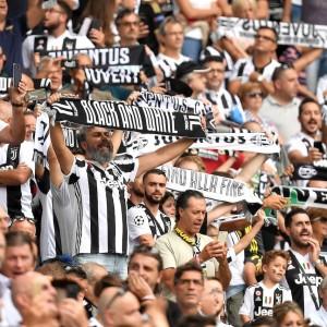 Foto tifosi della Juventus