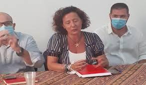 La candidata sindaca Adele Roselli