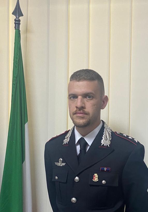 Barcellona Pozzo di Gotto (ME): Si insedia il nuovo Comandante della Compagnia dei Carabinieri, Cap. Lorenzo Galizia