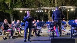 Ieri sera, a Tolfa, la Fanfara della Polizia di Stato, in occasione dei festeggiamenti del Santo Patrono, Sant'Egidio Abate, si è esibita in un concerto aperto a tutta la cittadinanza.