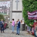 A Superga, il progetto di ToroMio e la gigantografia del Grande Torino