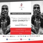 Il Premio Giovanni Graglia, un altro incontro di grande cultura
