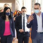 Al Majorana di Milazzo la visita in forma privata del Ministro, On. Lucia Azzolina