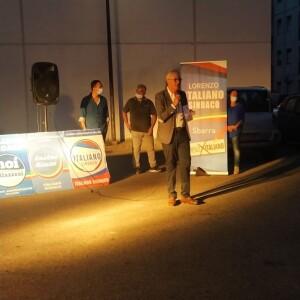 Elezioni Milazzo: gli appuntamenti della settimana del candidato a Sindaco Lorenzo Italiano