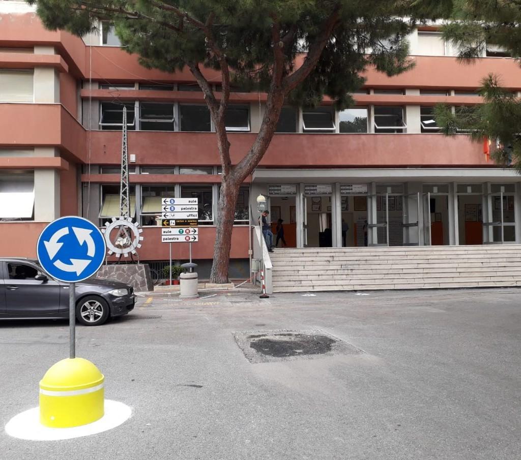 Al Majorana di Milazzo avvio dell'anno scolastico in presenza e in totale sicurezza