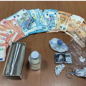 Barcellona P.G., due arresti della Polizia di Stato, uno per droga e l'altro per espiazione pena