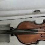 Parma, la storia di un vecchio prezioso violino (un Nicolò Amati) del XVII secolo trafugato in Giappone nel 2005 e ritrovato in casa di un pregiudicato reggino