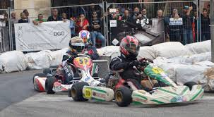 Gara di Karting, cambia la viabilità nel centro cittadino