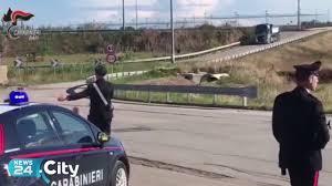 ANDRIA (BT). BRACCIANTE AGRICOLO CON L'HOBBY DELLE RAPINE AGLI AUTOTRASPORTATORI: ARRIVA LA CONFISCA PER CIRCA 2 MILIONI DI EURO