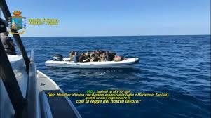 """GUARDIA DI FINANZA: OPERAZIONE """"SCORPION FISH 2"""". SMANTELLATA ORGANIZZAZIONE CRIMINALE ITALO-TUNISINA DEDITA AL FAVOREGGIAMENTO DELL'IMMIGRAZIONE CLANDESTINA E AL CONTRABBANDO DI TABACCHI LAVORATI ESTERI. IN CORSO D'ESECUZIONE 13 ARRESTI E PERQUISIZIONI A PALERMO, MARSALA E MAZARA DEL VALLO"""