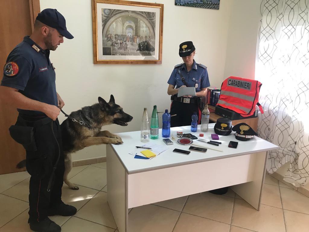 Capo d'Orlando (ME). Carabinieri arrestano tre uomini per detenzione di droga ai fini di spaccio