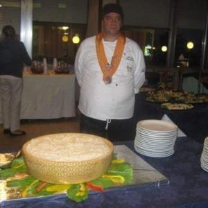 Lo Chef Massimo Matacchione
