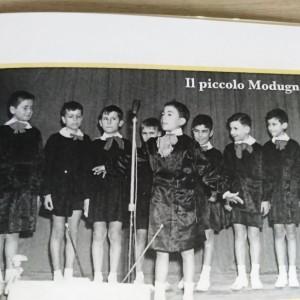 Salvino Cavallaro, il piccolo Modugno