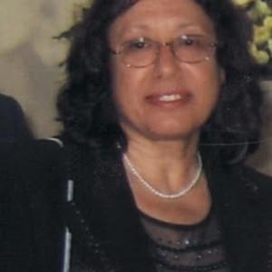 La Prof.ssa Maria Lizzio