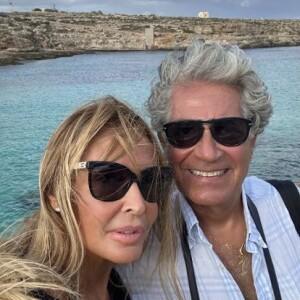 Gianfranco Jannuzo e sua moglie Ombretta Cantarelli